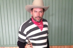 Personnage Cow-boy